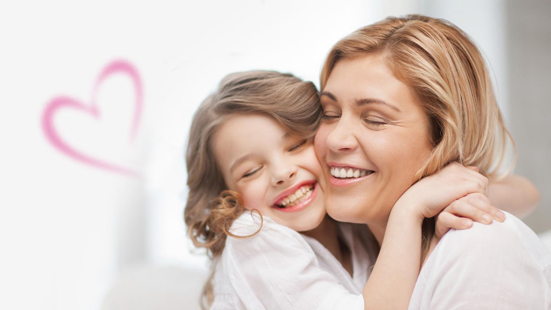 Картинки на день матери детям