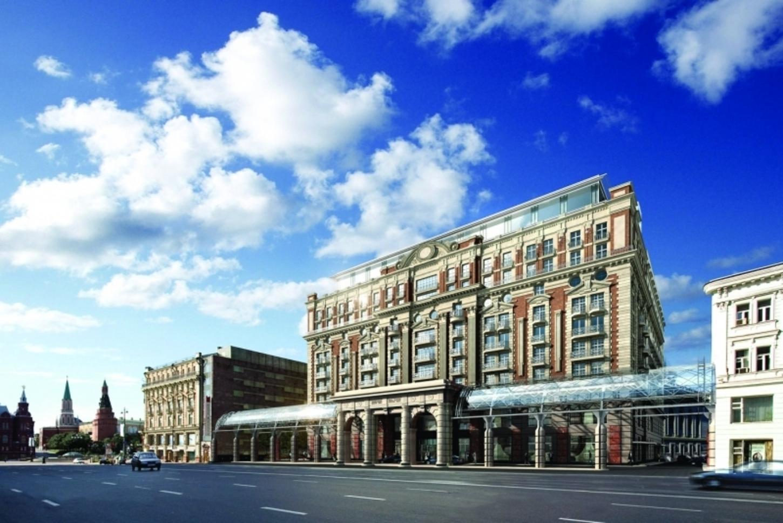 Отель Арарат Парк Хаятт Россия Москва  Bookingcom