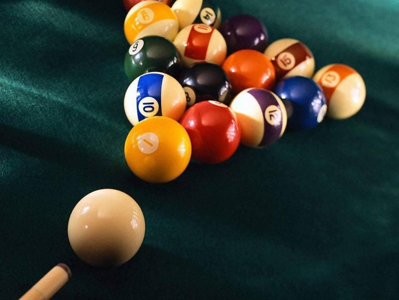 американский бильярд стол шары без смс