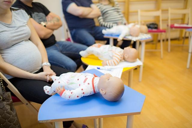 Что рассказывают на курсах для беременных 27